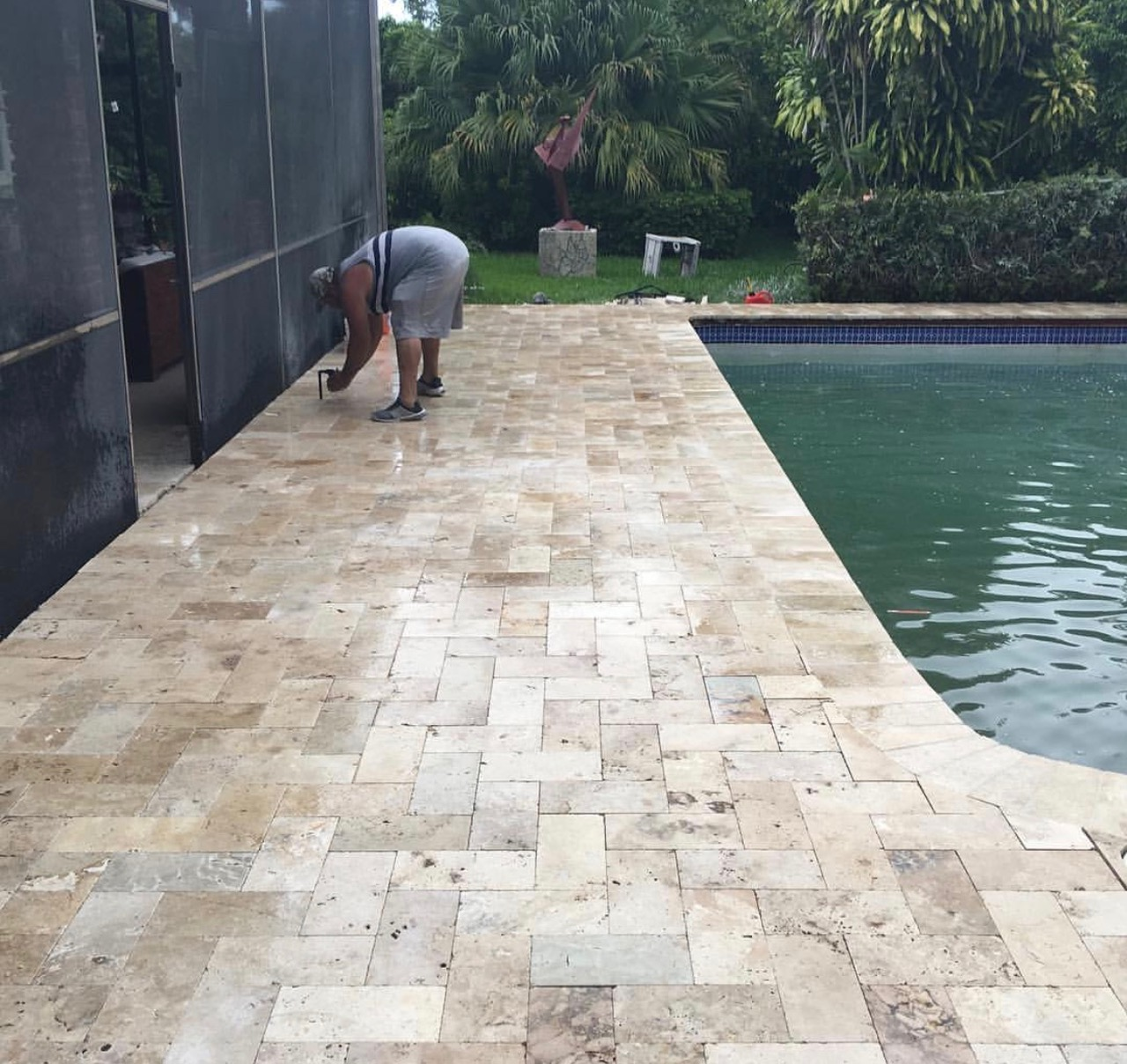 Jacksonville commercial Paver Company