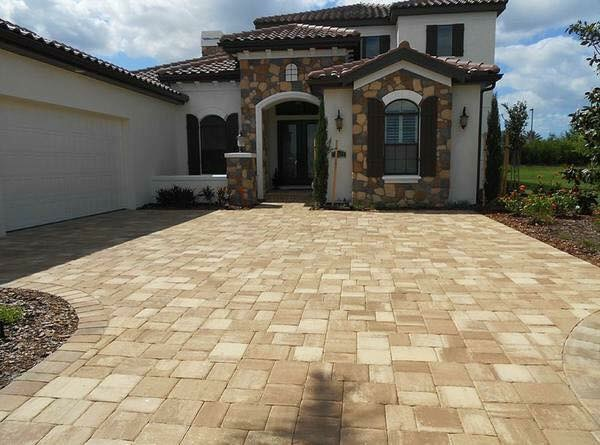 Jacksonville FL High Quality Driveway Paving