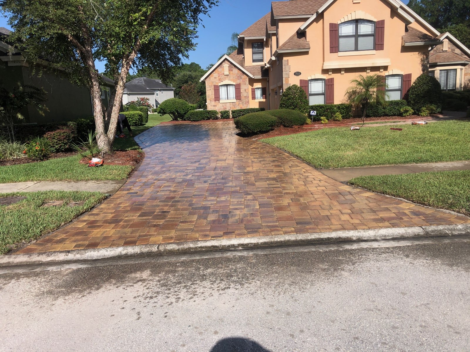 pavers in jacksonville