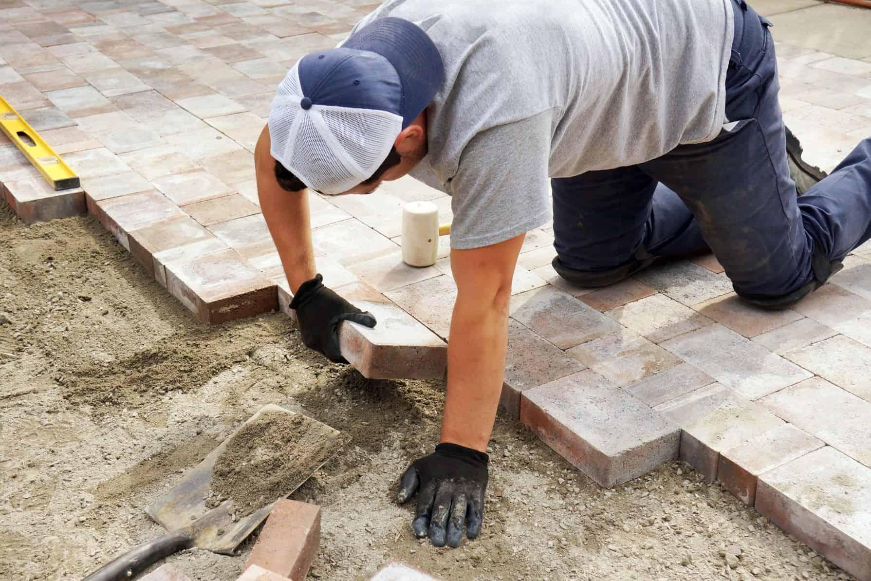 pavers contractors